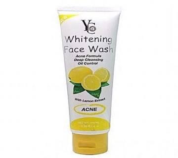 YC WHITENING Face Wash With Lemon Extract - Thailand 100ML