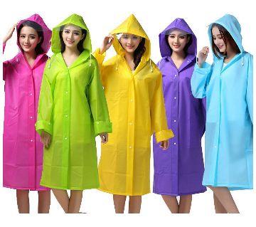 Chinese raincoat (adults) Random 1 pcs