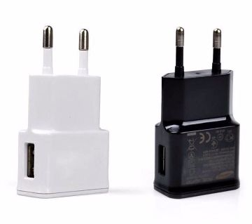 Fast Charger for Android Smart Phone 2.1A USB-2 Piece