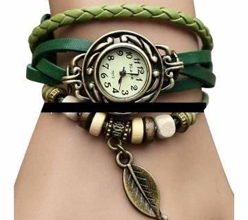 Bracelet Type Ladies Wrist Watch