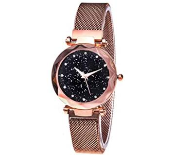 Previous product    Next product Dior High Quality Magnet Analog Watch for Women  Golden 01  SKA