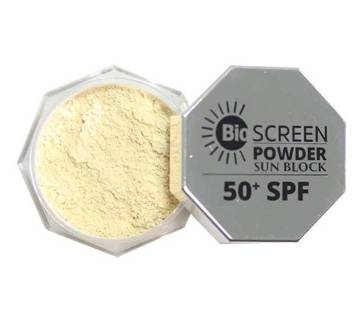 Bio-Screen Powder Sunblock SPF 50-12gm-Poland