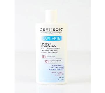 Dermedic Shampoo To Fight Dandruff & Its Causes-300ml-Poland