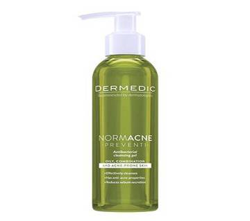 Normacne Antibacterial Cleansing Facial Gel-200ml-Poland
