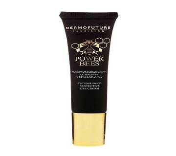 Dermofuture Power Bee Anti Wrinkle EYE Cream-15ml-Poland