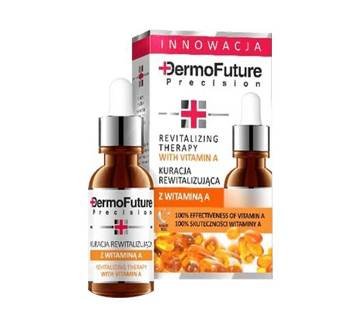 Dermofuture Revitalizing Therapy With Vitamin A-15ml-Poland