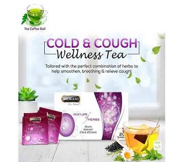 Cold & cough Relieves Tea-20pcs pack-Pakistan