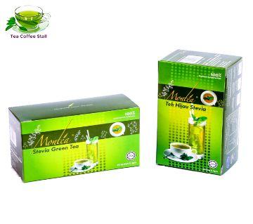 Stevia Green tea-20pck pack-Malaysia