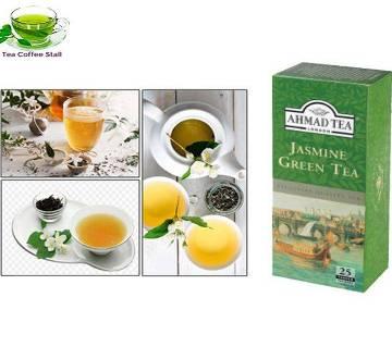Jasmine Romance Green Tea 25 Tea Bag Malaysia