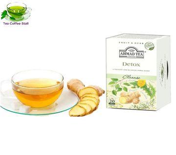 Ahmad Detox tea 20 Tea Bag Malaysia