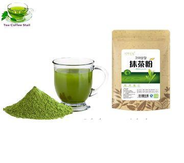 Natural Matcha Tea 100gm China