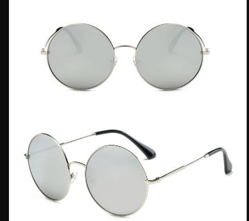 John Lennon Style Vintage Round Small Circle Sunglasses for Men and Women.