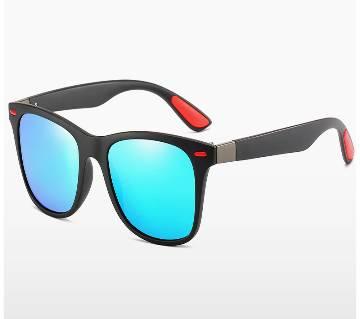 Classic Polarized Square Frame Sunglass for Men.