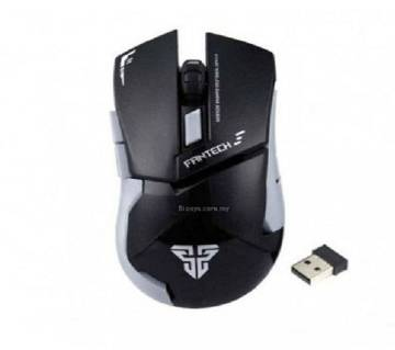 Fantech Wireless Gaming Mouse  BCL Fantech WG8 2000DPI 2.4GHz