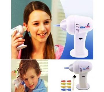 Ear Cleaner Wax vac