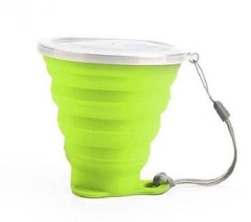 Silicone Folding Travel Cup