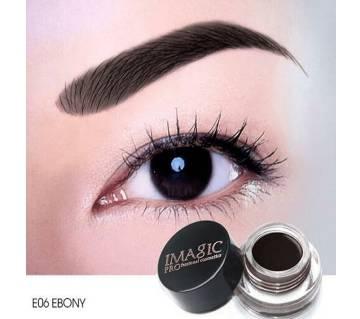 Imagic gel Eyeliner  Black-26gm-Black