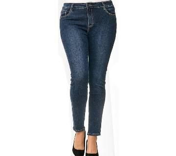 Ladies Skinny Slim-fit Stretchable Denim Jeans Pants