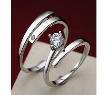 Valentine Promise Love Couple Ring