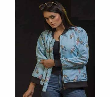 Womens Bomber Jacket  Pest - 03 - DSB