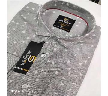 Silveor Full Sleeve Gents Shirt (Copy)