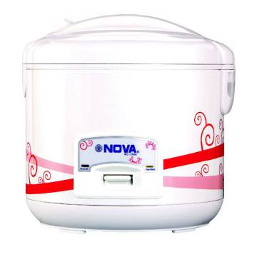 Nova Rice Cooker 1.8 Litre