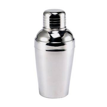 Cocktail Shaker Large - Silver