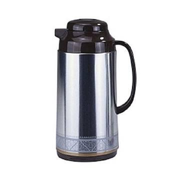 Regal Metal Body Vacuum Flask RAA-10 – Black and Silver