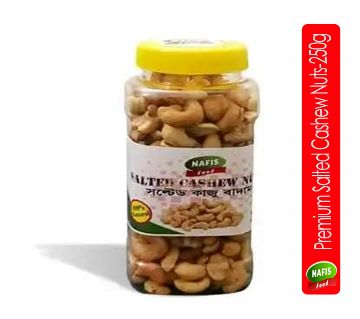 Salted Cashew Nuts-250gm-BD