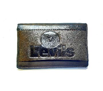 Levis Leather Wallet for Men