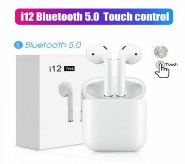 i12 TWS 5.0 Wireless Bluetooth Ear Set