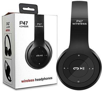 P47 Wireless Bluetooth headphones