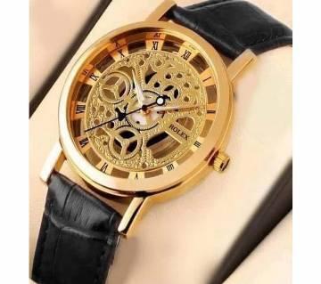 Mechanical design Quartz watch