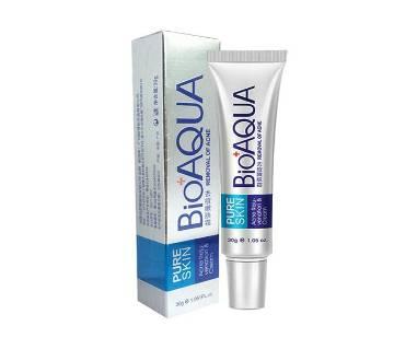 BIOAQUA Pure Skin Acne Removal Cream - 30 g- Thailand