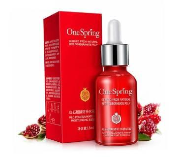One Spring Essence Red Pomegranate Serum - 15 ml - Thailand