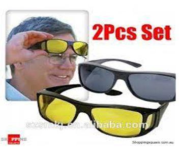 Night HD Vision Sunglasse