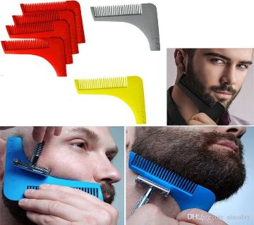 BS-1200 Beard Shapers Tools - Purple