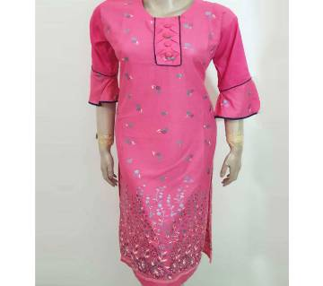 Soft cotton kurti for women