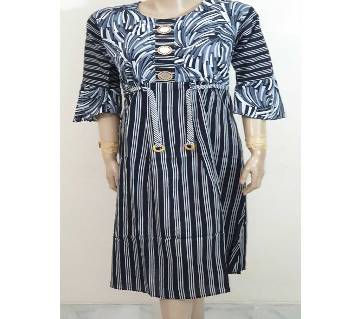 Cotton Mix Kurti for women