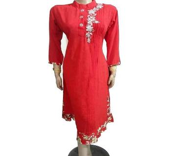 Stitched Georgette Long Kurti