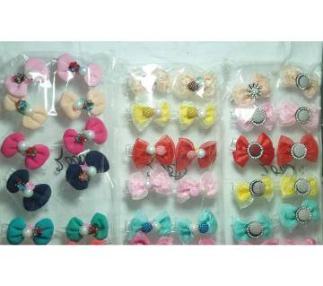 girls hair band-6pc