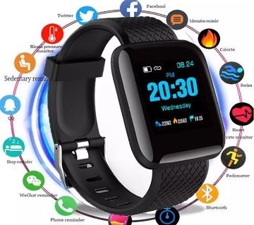 116 Plus Smart band Sport Bracelet Fitness Tracker