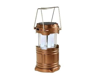 Rechargeable Lantern Solar Light With Power Bank