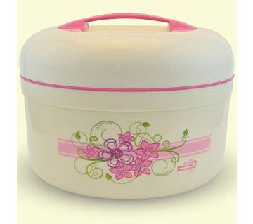 Hotpot 2700 ML Leisure Hotpot Lunch Box Stelo, Hotpot Tiffin Box- Diamond Homeware