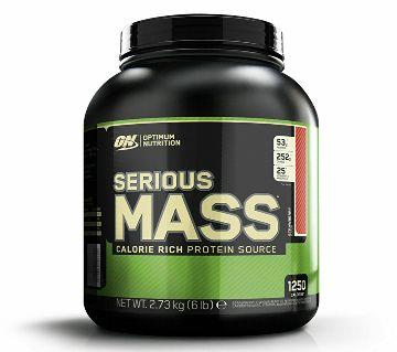 Serious Mass 6lbs-UK