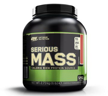 Serious Mass Protein-6 Lbs-UK