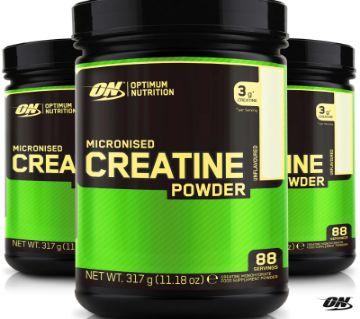 Creatine Suppliment Powder - 317g-UK