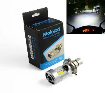 Motoled LED Headlight For Any Bike