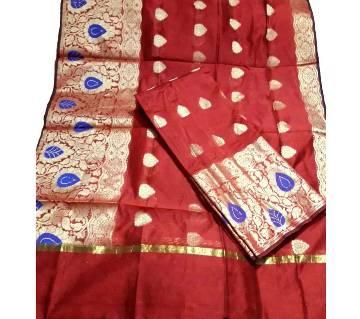Indian Half Silk katan 2pcs