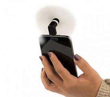 USB Mini Fan Black